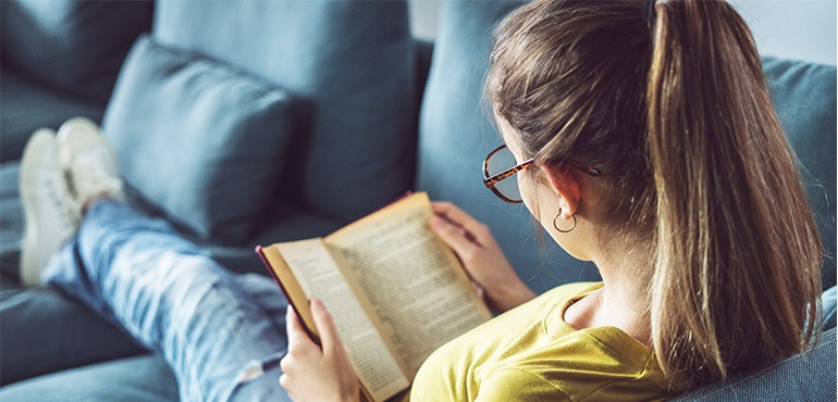Book yourself in for Reading Hour - Bega High School
